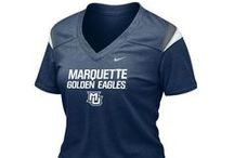 Fall 2014 Nike Women's Apparel / Check out the new Nike Women's Apparel available at the Marquette Spirit Shop. / by Marquette Spirit Shop