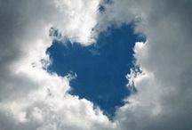 Clouds are like Sunshine to me! / I love a cloudly day.... / by Martha Alvarez