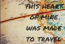 Travel / by Katy Stewart
