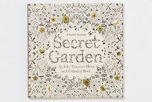 | s e c r e t G a r d e n | /  Secret Garden : Herbarium & Botanical Inspiration / by lesMoutaines Bêêêêê
