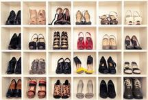 Dream home: walk in closet / by Desirée Boom