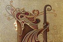 Art Nouveau / by Desirée Boom