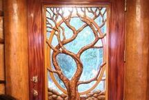 Art-doors & such / by Cheryl Martin