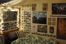 Dorm Room / by Catie Ward