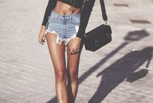 Summer Fashion / Beat the heat with style / by Brooke H