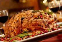 Thanksgiving / Making the holiday a little more delicious and festive / by Brooke H