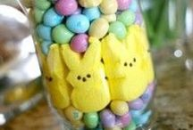 Easter / To help me celebrate Jesus Christ and bunny rabbits / by Brooke H