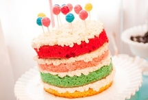 Baby Cakes / Adorable cakes for Baby's first birthday and beyond! / by BabyZone