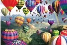 Hot Air Balloons / by Tuesday