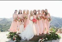 The Wedding Planner: Bridesmaids & Groomsmen / by Billie Denise McGhee
