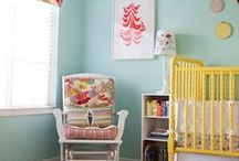 Nursery Inspiration / by Amanda {A Royal Daughter}