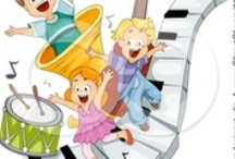 ...MUSIC... / by Creative Classrooms: Lesson Plan Ideas for Early Childhood Education Teachers, Caregivers, and Parents