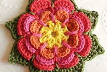 Crochet, Crochet and Crochet some more / by Cynthia Jones