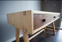 Furniture (Mostly Wood) / by Cláudia Clark