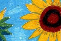 Elementary Art | Famous Artist Inspired / by Lauren Mann