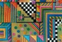 Needlepoint Stitches+Projects / by Danette Levickas