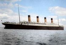 Titanic / by Mary   Elizabeth Malo