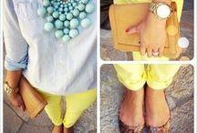 Fashion for My Closet / by Amanda Lampert