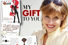 """FocusOnStyle Newsletter / Free fashion newsletter for FocusonStyle.com. Join and download a free copy of """"passport to French Chic"""" as a gift for subscribing / by Sharon Haver - FocusOnStyle.com"""