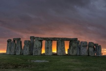 Ancient Standing Stones, Temples & Such / by Pamela Pincha-Wagener