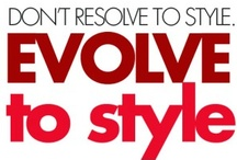 Style Motivation / Stylist tips and quotes to inspire and motivate your style  More Style Motivation posts here: http://www.focusonstyle.com/tag/style-motivation/ / by Sharon Haver - FocusOnStyle.com
