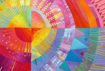 Contemporary Quilts / by Cindy Grisdela Art Quilts