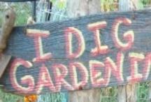 Gardening / by Lena S. Franklin