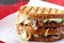 Sandwiches / by Leah Colliou McKay