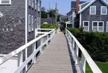 Nantucket / My absolute favorite place in the world! / by Sarah Torrence