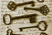 Antique Keys / by Nicole