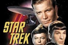 Star Trek Lives / by Glen Black