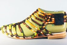 Africa Fashion Inspired Sandals / by Africa Fashion