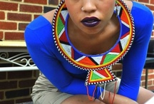 Africa Fashion Inspired Necklaces / by Africa Fashion