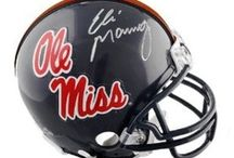 Ole Miss Rebels / by Game Day Belles