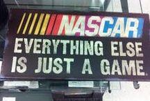 NASCAR Addiction / by Lynda Sickler