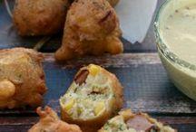 SWEET CORN RECIPES / Featuring recipes that utilize the goodness of SWEET CORN!  / by Heather Schmitt-Gonzalez