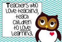 Teacher Appreciation Pinspiration / by Amy Maxey