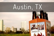 CITY GUIDE ✈ Austin, TX / Jetpac City Guide for Austin, TX. The most popular sights, bars and restaurants, outdoor activities, places to stay and all the other things that makes Austin a great place to visit! / by Jetpac City Guides