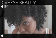 Diverse Beauty / Hair and skincare tips that celebrate diversity in beauty. / by Glam