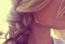 hair styles / by Becca Ryan