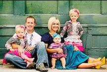 family photo ideas  / by Marcy Drake