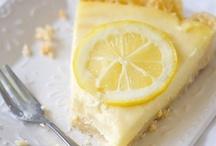 Luscious Lemon / by MadeWithPinkBlog