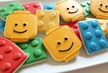 Lego / by MadeWithPinkBlog