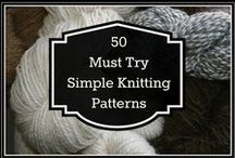 Projects / sewing, quilting, knitting, and crochet  / by Kristen Dunskey
