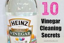 Clean Clean Clean / by Leanne Ferris