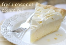 Coconut / by MadeWithPinkBlog