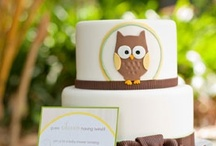 Owl Party / by MadeWithPinkBlog