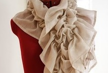 upcycled fashions / by Diana Hogshead