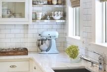 Kitchens / by MadeWithPinkBlog