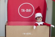 Elf On A Shelf / by MadeWithPinkBlog